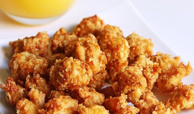 Popcorn chicken recipe | How to make kfc style popcorn chicken