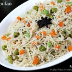 pulao recipe veg pulao vegetable pulao