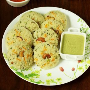 Rava idli recipe | How to make rava idli | Karnataka style soft rava idli