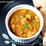 veg kurma vegetable kurma