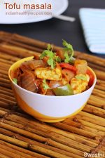 indian tofu stir fry recipe