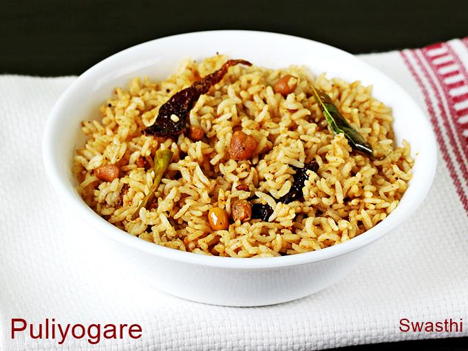 puliyogare recipe