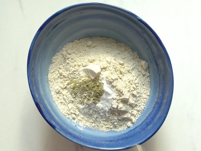 Add cardamom powder