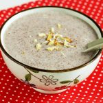 ragi malt ragi porridge recipe
