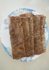 ragi paratha recipe