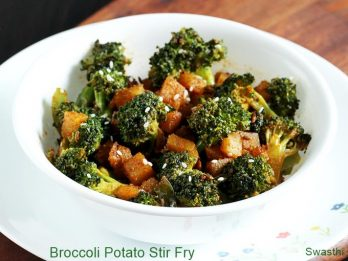 broccoli fry recipe