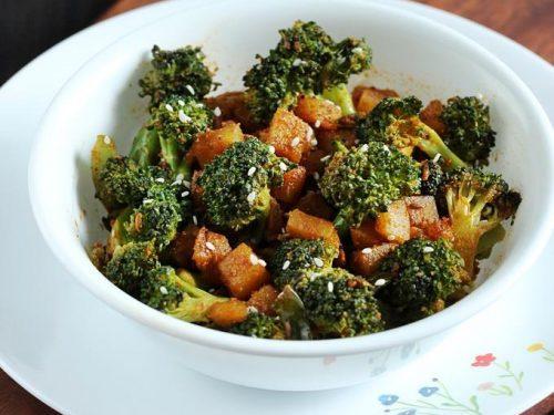 broccoli recipe