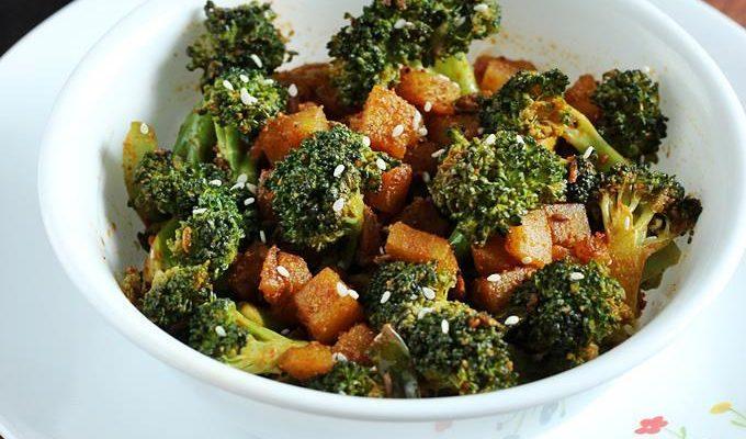Broccoli stir fry recipe | Broccoli curry recipe | Indian broccoli recipes