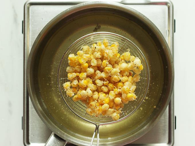 crisp corn
