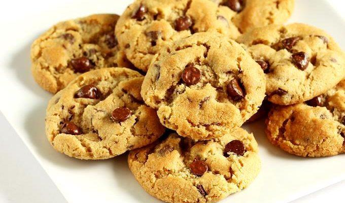 Eggless chocolate chip cookies recipe | Wheat flour cookies | Atta cookies