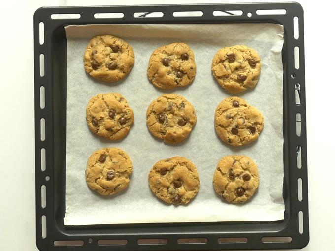If you over bake they will turn too crisp or crunchy and dry