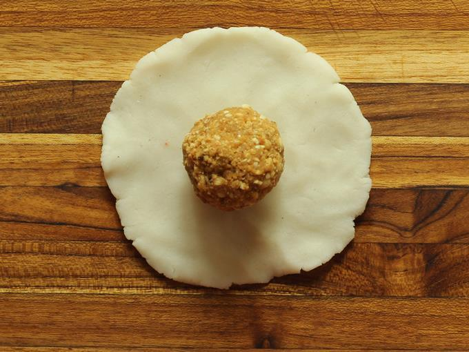 peanut ball