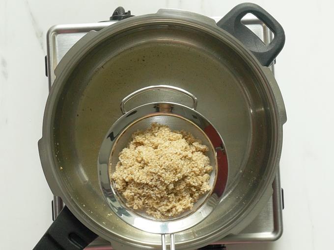 add wheat rava