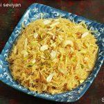 sweet vermicelli recipe