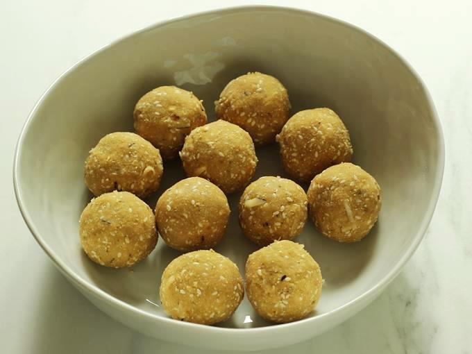make the balls
