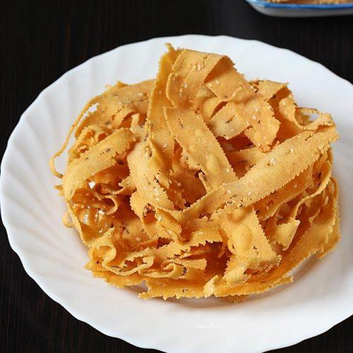 diwali snacks ribbon pakoda