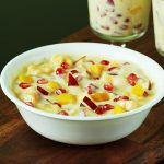 fruit custard recipe