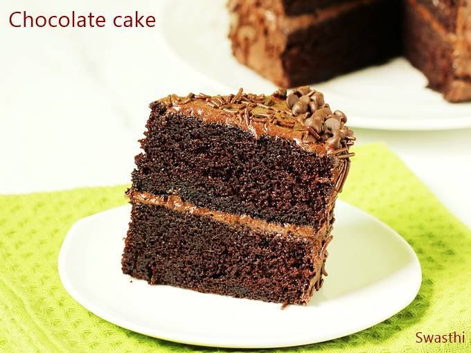 Best chocolate cake recipe for beginners.