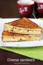 cheese sandwich recipe
