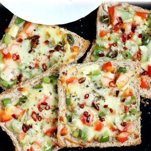 bread recipes for snacks