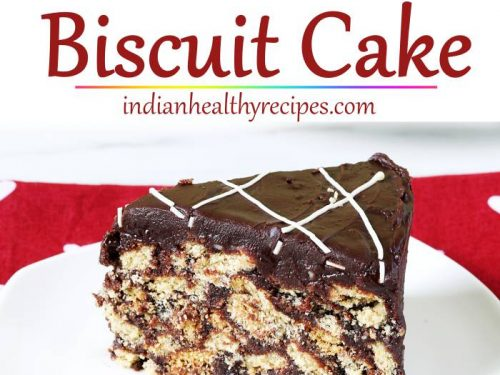 biscuit cake