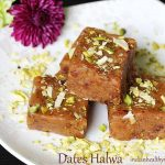 dates halwa recipe