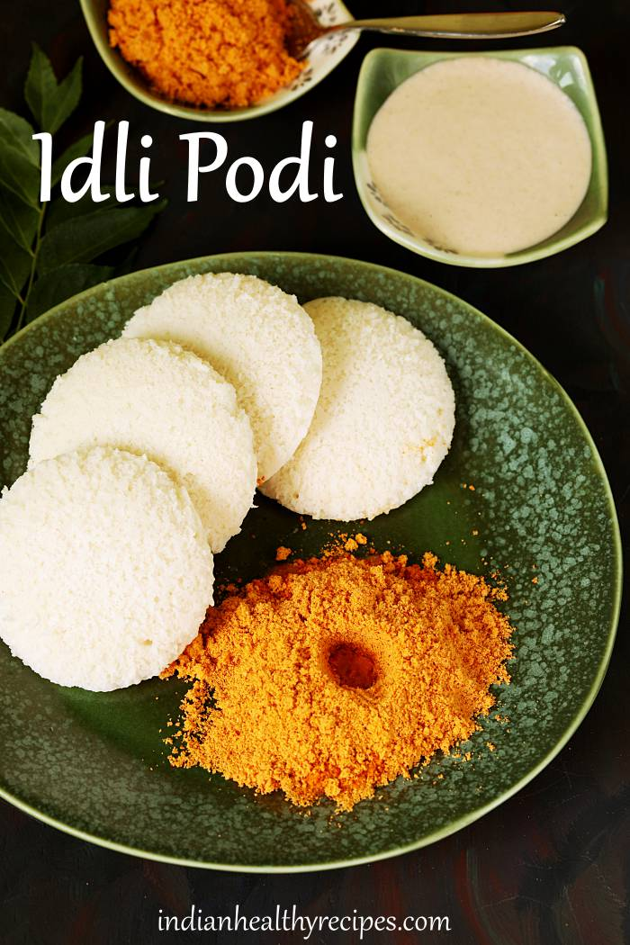 idli podi is a south Indian condiment made of lentils, chilies & spices. It is eaten with breakfast and even with plain rice along with ghee. #idlipodi #milagaipodi