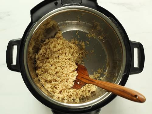 fluffy instant pot quinoa