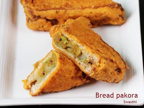 bread pakora