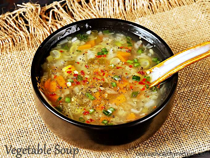 Image result for vegetable soup