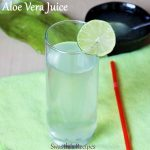 aloe vera juice recipe