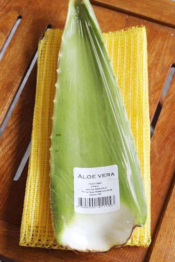 How To Make Aloe Vera Juice At Home Aloe Vera Juice Recipe