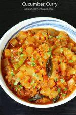 dosakaya curry cucumber curry