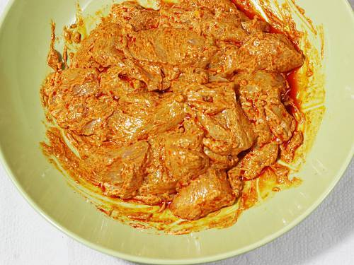 chicken marinade for chicken shawarma