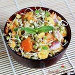 sprouts salad recipe