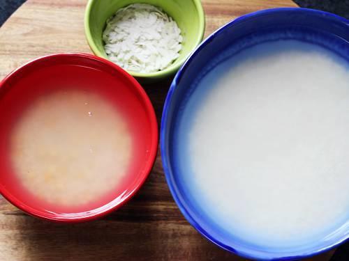 soaked uttapam ingredients