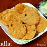 thattai recipe
