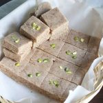 walnut burfi recipe