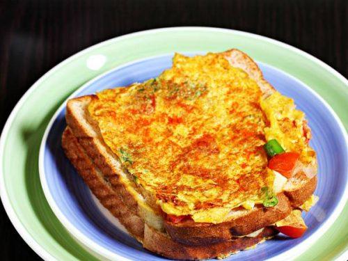 egg toast