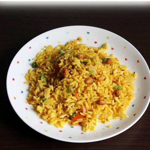 puffed rice upma uggani