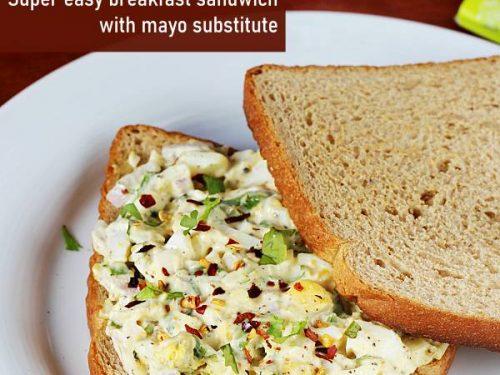 egg mayo sandwich