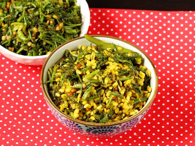 dill leaves recipe shepu bhaji
