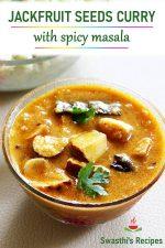 jackfruit seeds curry
