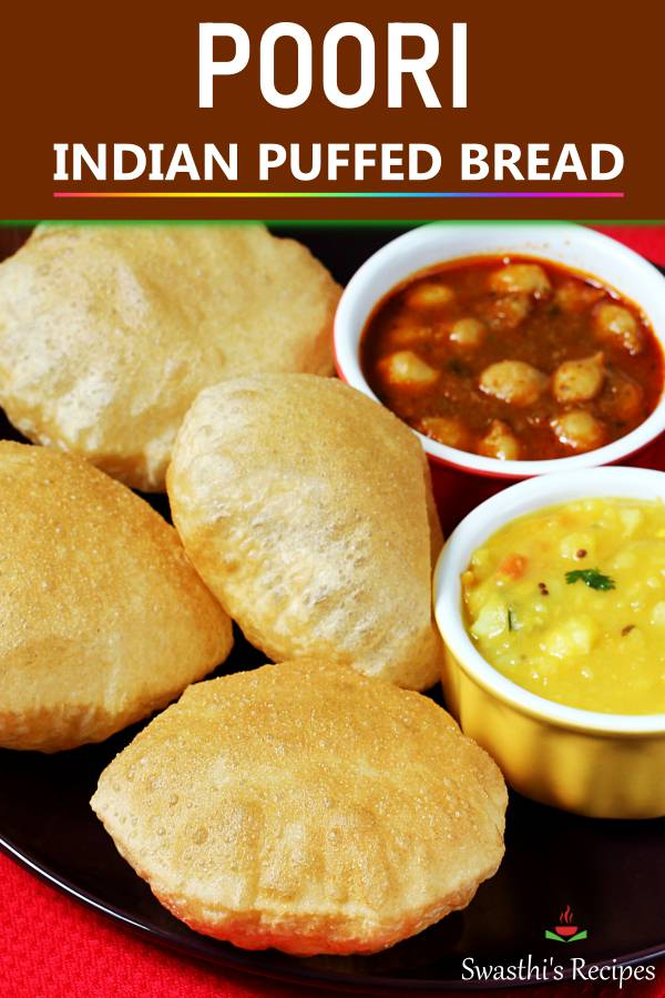 Poori recipe | Puri recipe | How to make poori