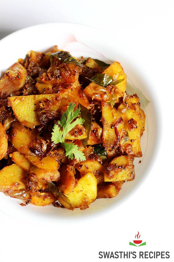 sweet potato stir fry recipe