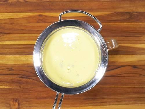 sieve milk
