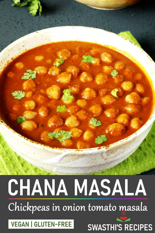Chana masala | How to make chana masala