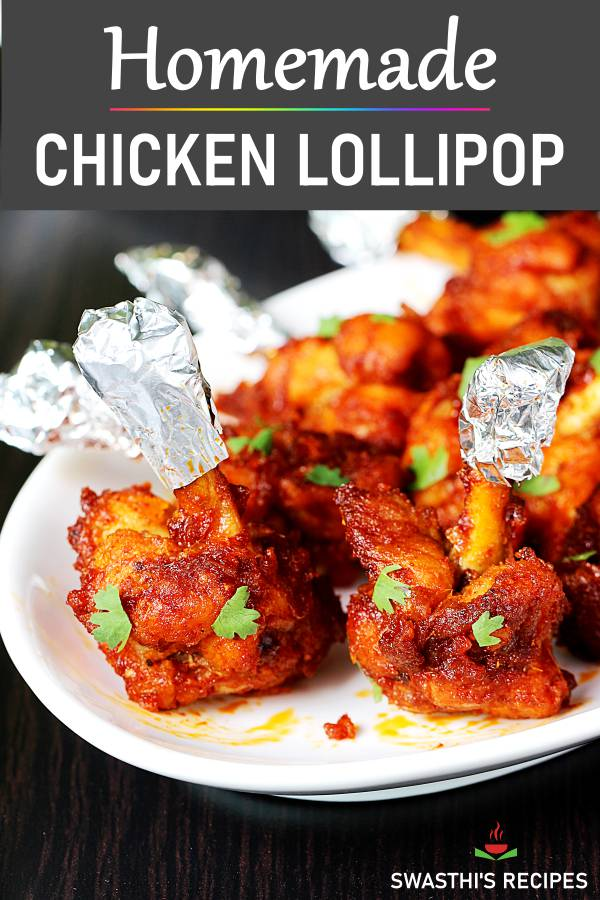 Chicken lollipop recipe | How to make chicken lollipop