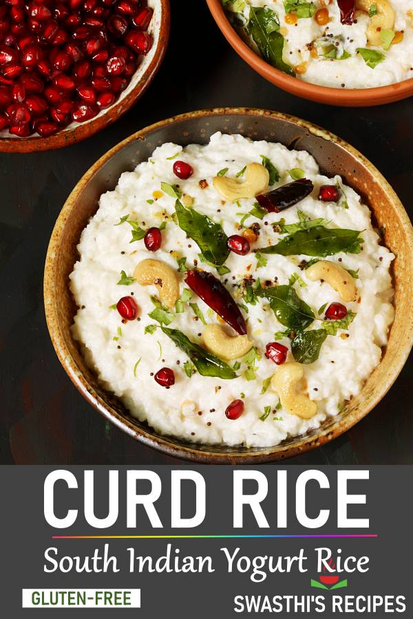 Curd rice recipe | How to make curd rice