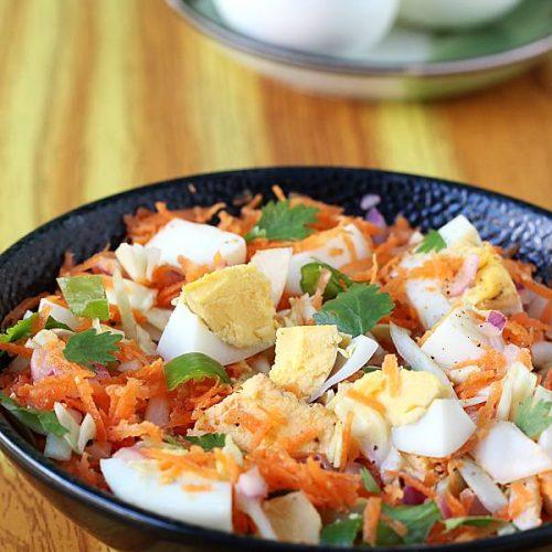 egg salad with mayo